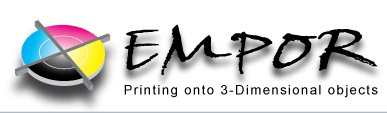 3d surface printing by Empor